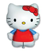 1207-1998 Шар фигура Hello Kitty
